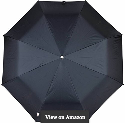 Fendo Max 3 Fold Automatic Open UV Protection Monsoon Rainy & Sun Umbrella
