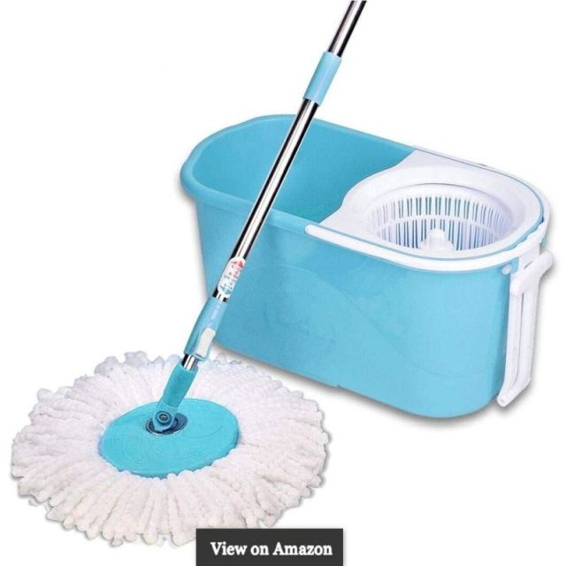 Gala e-Quick Spin Mop with Easy Wheels and Bucket