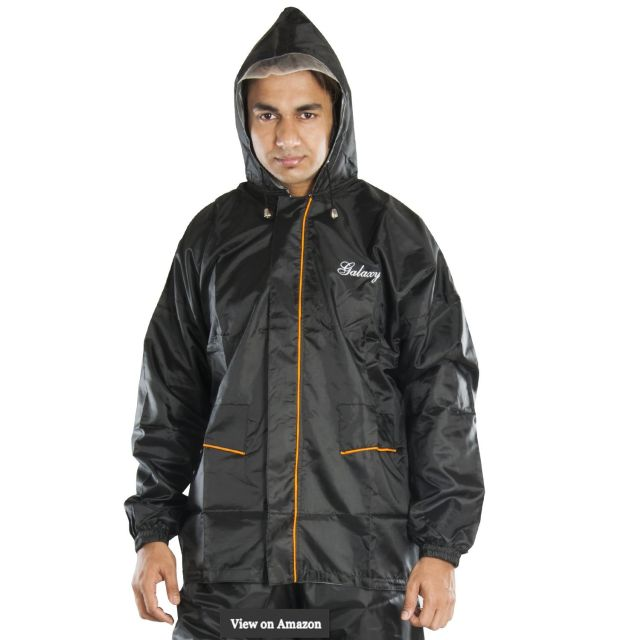Newera rain Coats for Men Waterproof Light Weight Best rain Coat for Bike